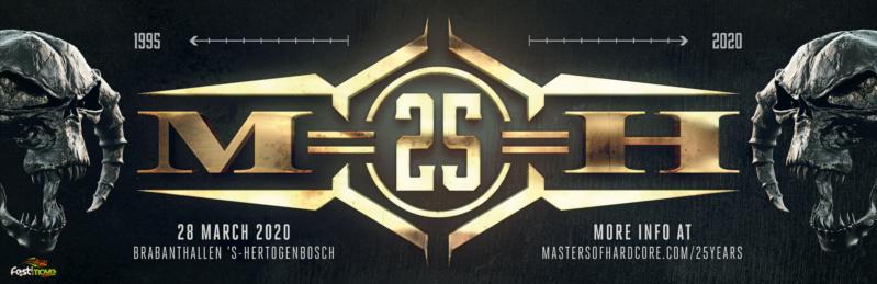 MASTERS OF HARDCORE - 28 Mars 2020 - Brabanthallen, Den Bosch - NL Master10