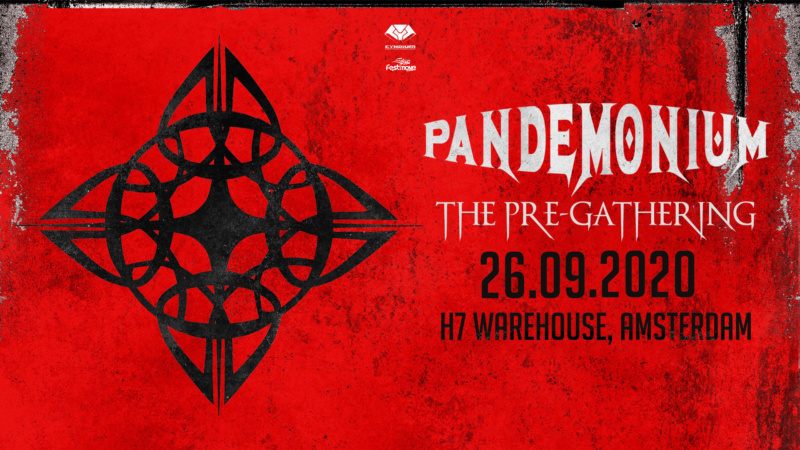 Pandemonium - The Pre-Gathering - 25 Septembre 2021 - H7 Warehouse - Amsterdam - NL Pandem17