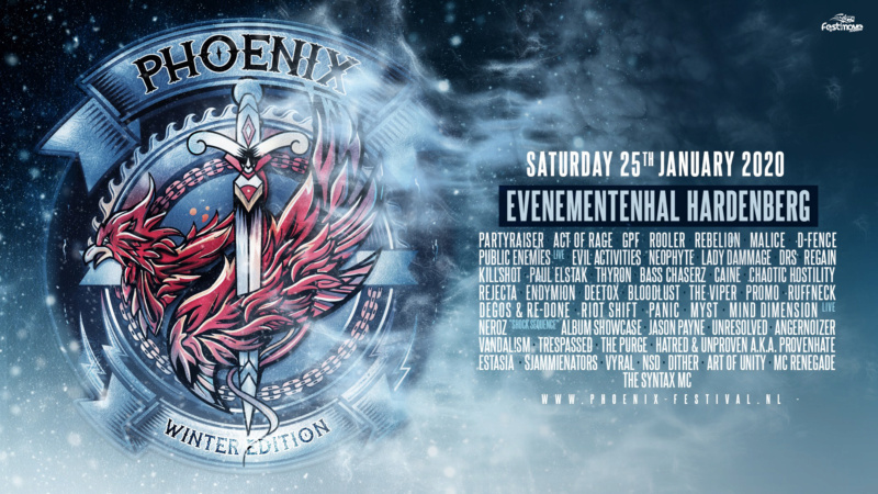 Phoenix 2020 - Winter Edition - 25 Janvier 2020 - Evenementenhal Hardenberg - NL Phoeni10
