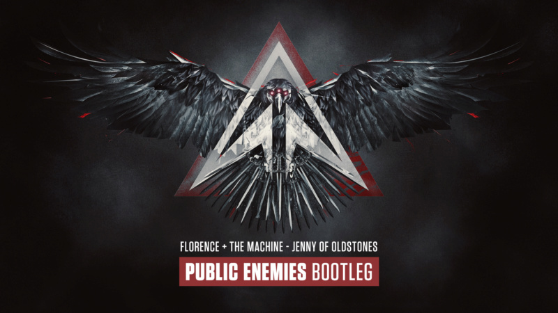 Florence Ft The Machine - Jenny of Oldstones (Public Enemies Bootleg) Public10