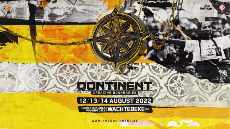 THE QONTINENT - 12-13-14 Aout 2022 - Recreation area Puyenbroeck, Wachtebeke - BE Qontin11