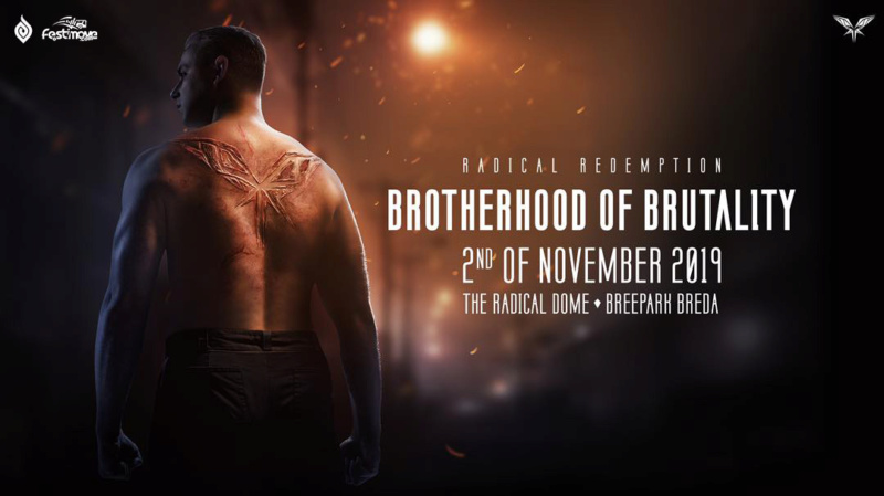 Radical Redemption Brotherhood Of Brutality - 2 Novembre 2019 - Radical Dome, Breepark Breda - NL Radica11