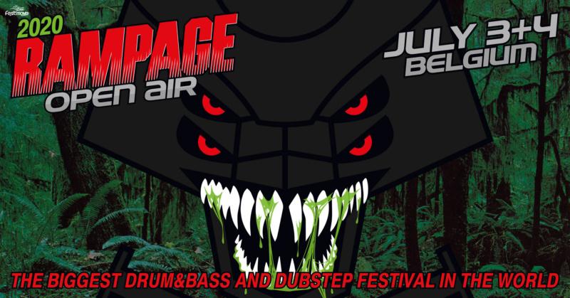 RAMPAGE OPEN AIR - 3-4-5 Juillet 2020 - Balendijk-Kristalpark, Lommel - BE Rampag12