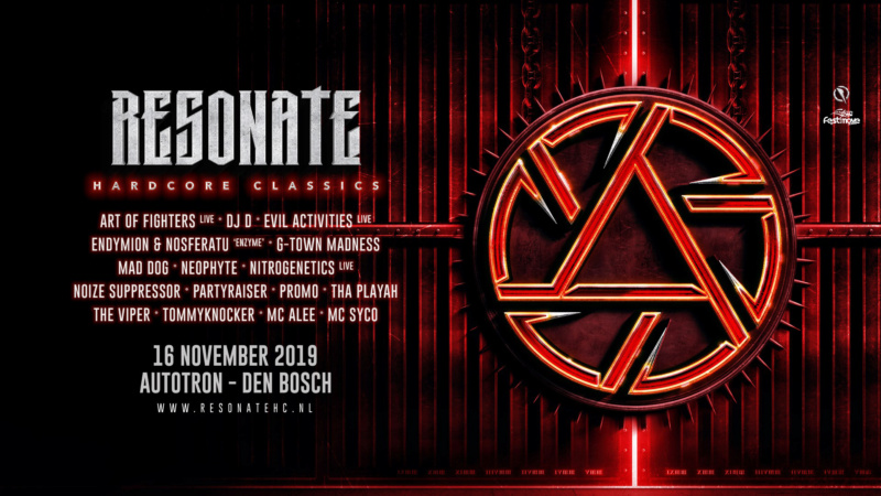 Resonate 2019 - 16 Novembre 2019 - Autotron - Rosmalen - NL Resona10