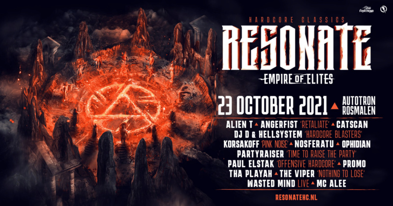 Resonate 2021 - 23 octobre 2021 - Autotron - Rosmalen - NL Resona13