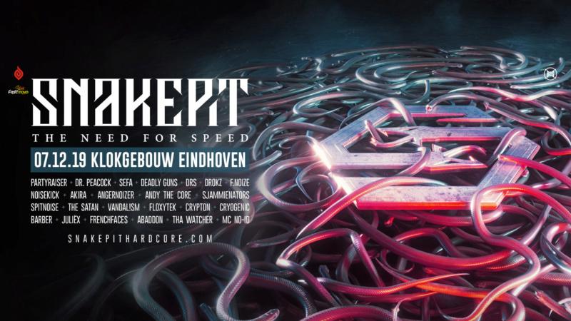 Snakepit - 7 Décembre 2019 - Klokgebouw - Eindhoven - NL Snakep10