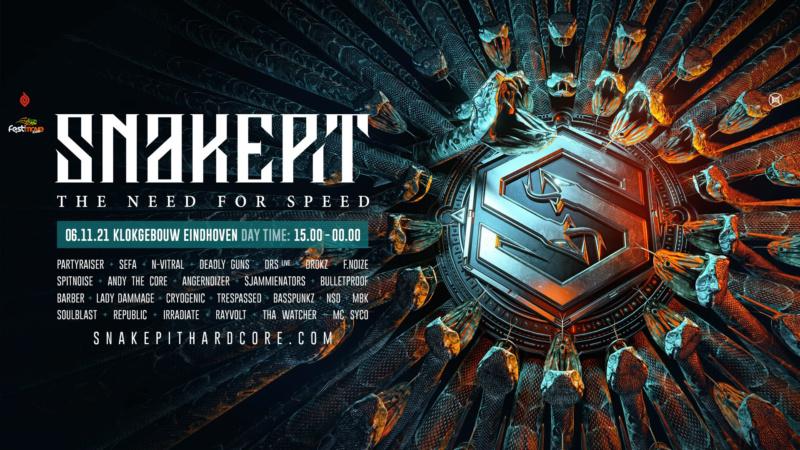 Snakepit - 6 Novembre 2021 - Klokgebouw - Eindhoven - NL Snakep12
