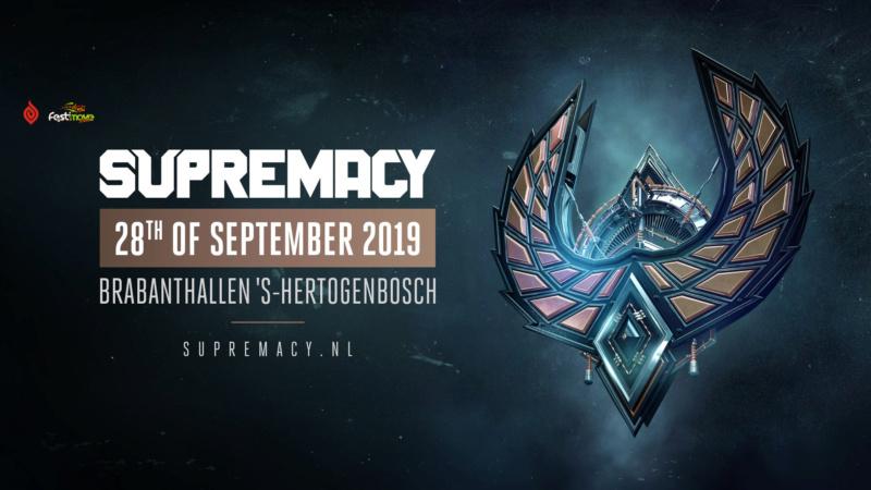 Supremacy - 28 Septembre 2019 - Brabanthallen, s-Hertogenbosch - Pays-Bas Suprem10