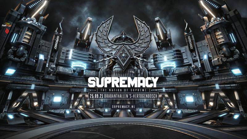 Supremacy - 25 septembre 2021 - Brabanthallen s-Hertogenbosch - Pays-Bas Suprem11