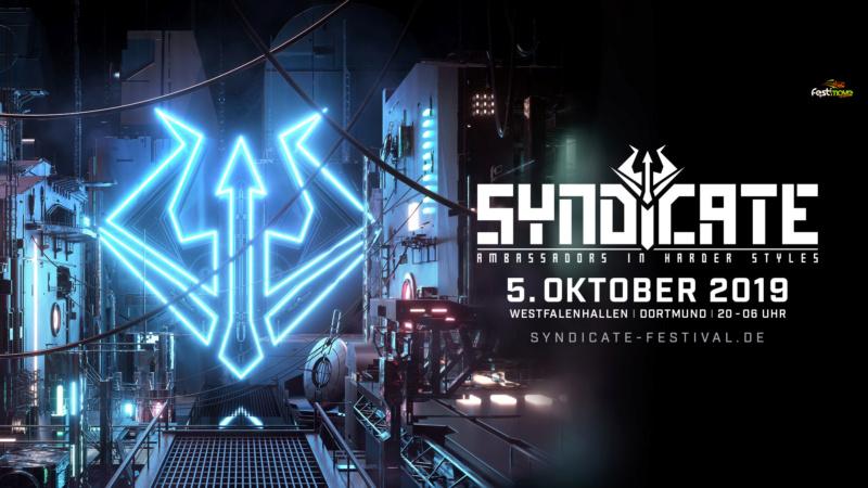 SYNDICATE - 5 Octobre 2019 - Westfallenhallen - Dortmund - Allemagne Syndic10