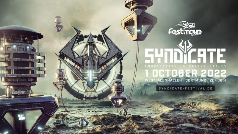 SYNDICATE - 1 Octobre 2022 - Westfalenhallen - Dortmund - Allemagne Syndic11