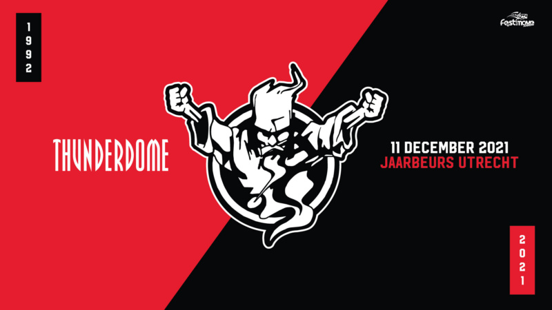 THUNDERDOME - 11 Décembre 2021 - Jaarbeurs - Utrecht - NL Thunde11
