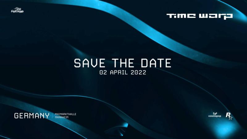 TIME WARP 2022 - 2 Avril 2022 - Maimarkt Mannheim - Allemagne Time-w10
