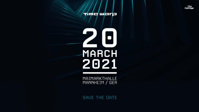 TIME WARP 2021 - 20 Mars 2021 - Maimarkt Mannheim - Allemagne Timewa12