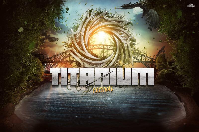 TITANIUM Festival - Hardcore By Nature - Samedi 8 Mai 2021 - Recreatieterrein Middelwaard, Utrecht - NL Titani12