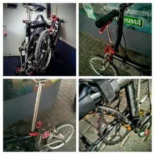 From S6E-X to... my brompton modding journey 20180610
