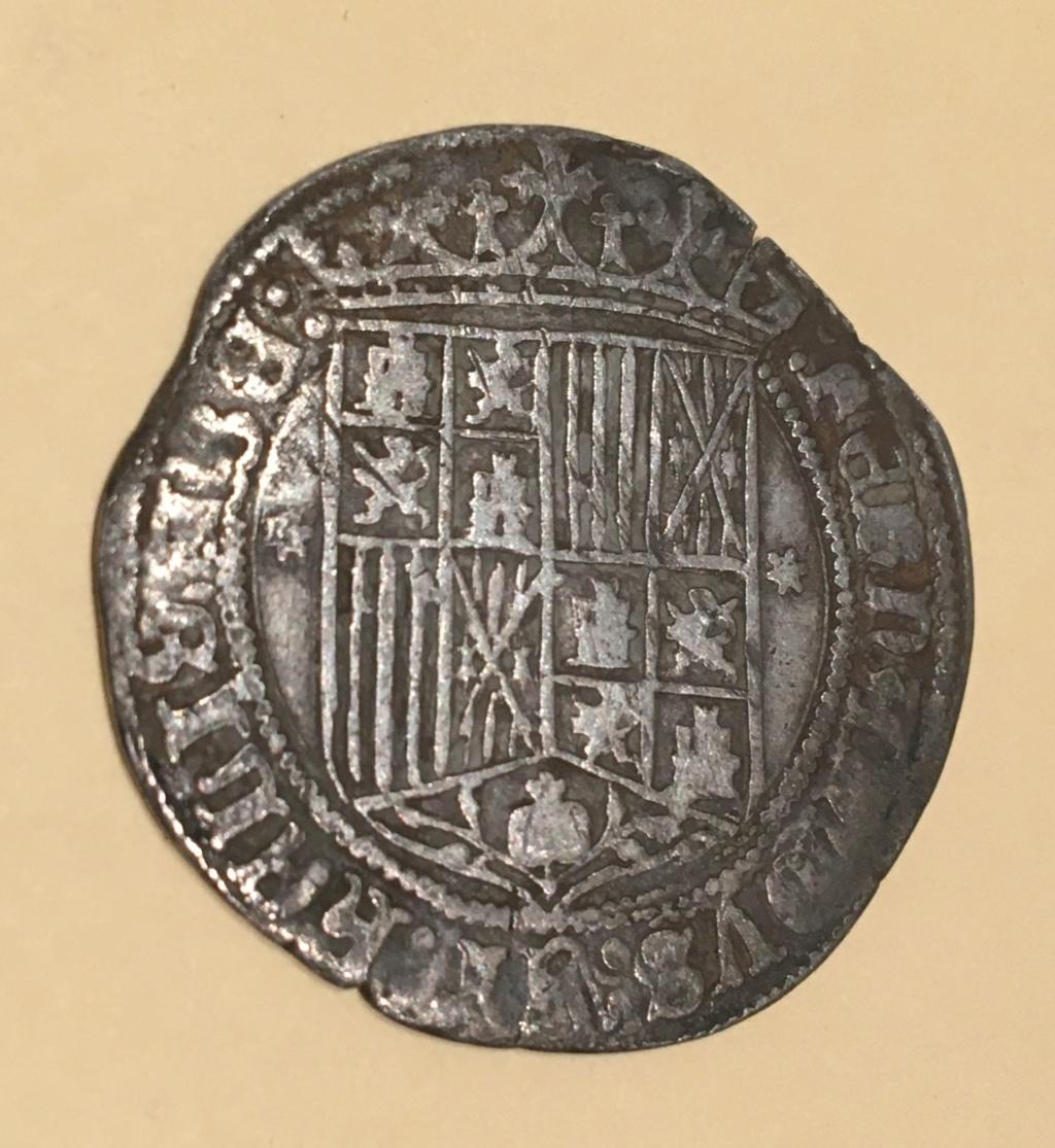 1 real de RRCC de 1497 Sevilla. 1_real11