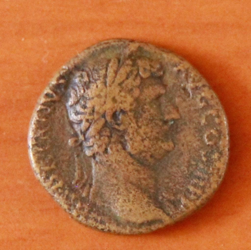 Sestercio de Adriano. PROVIDENTIA AVG. Roma 30_anv10
