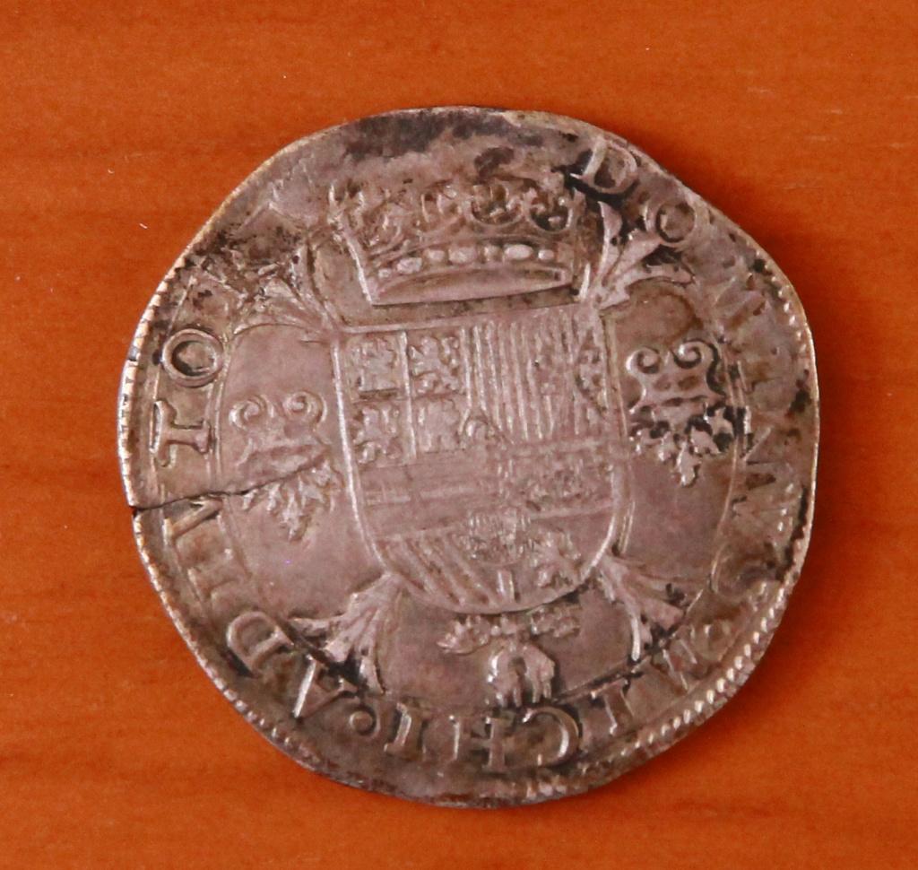 1 Philipsdaalder de Felipe II de Brabante,1557-1559  33_rev10