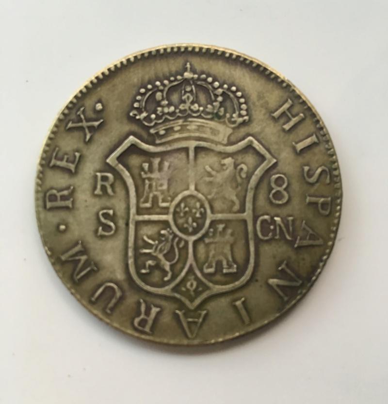 8 reales Fernando VII. Sevilla. 1809. Img_2914