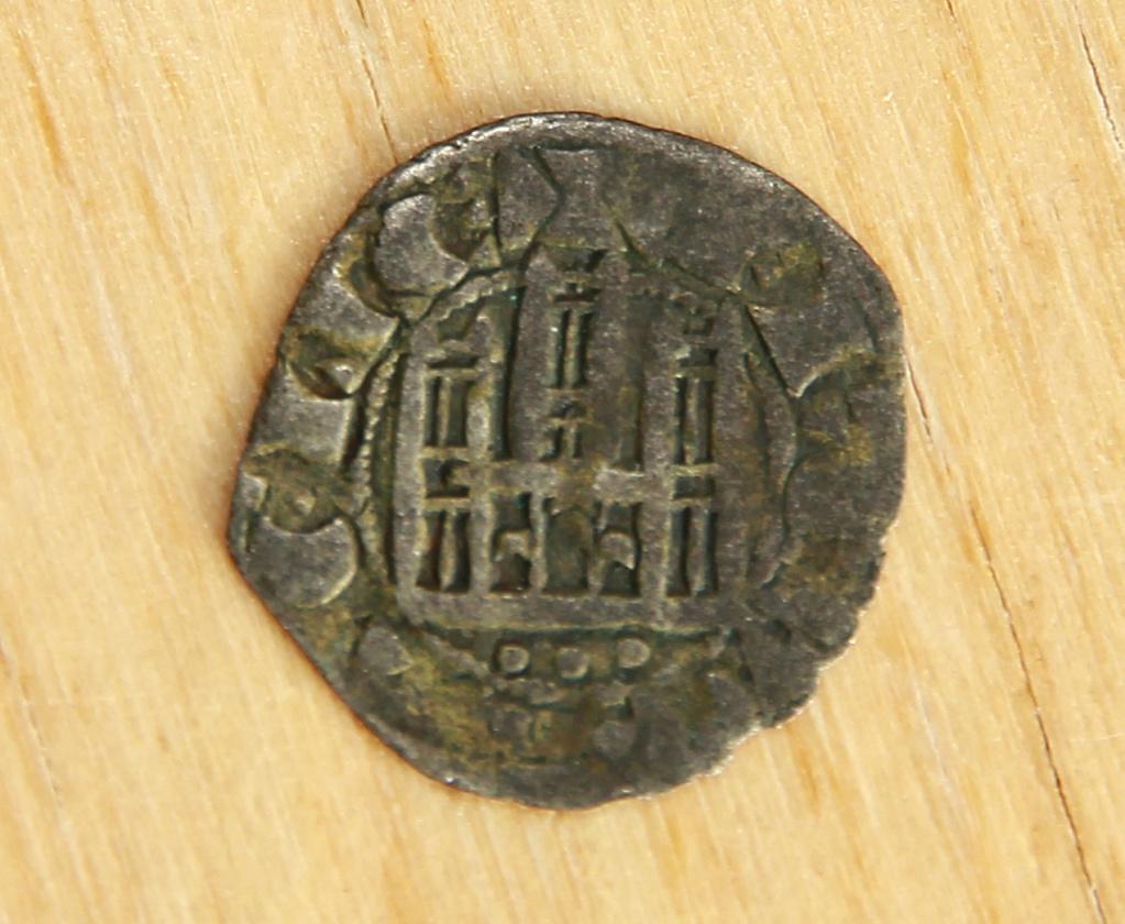 Dinero de Fernando IV. Emisión 1297. 3 puntos Img_4517