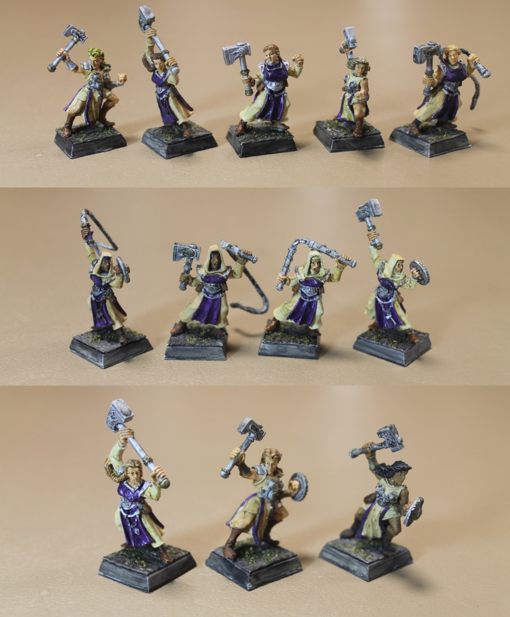 Doc's Sisters of Sigmar Henchm10