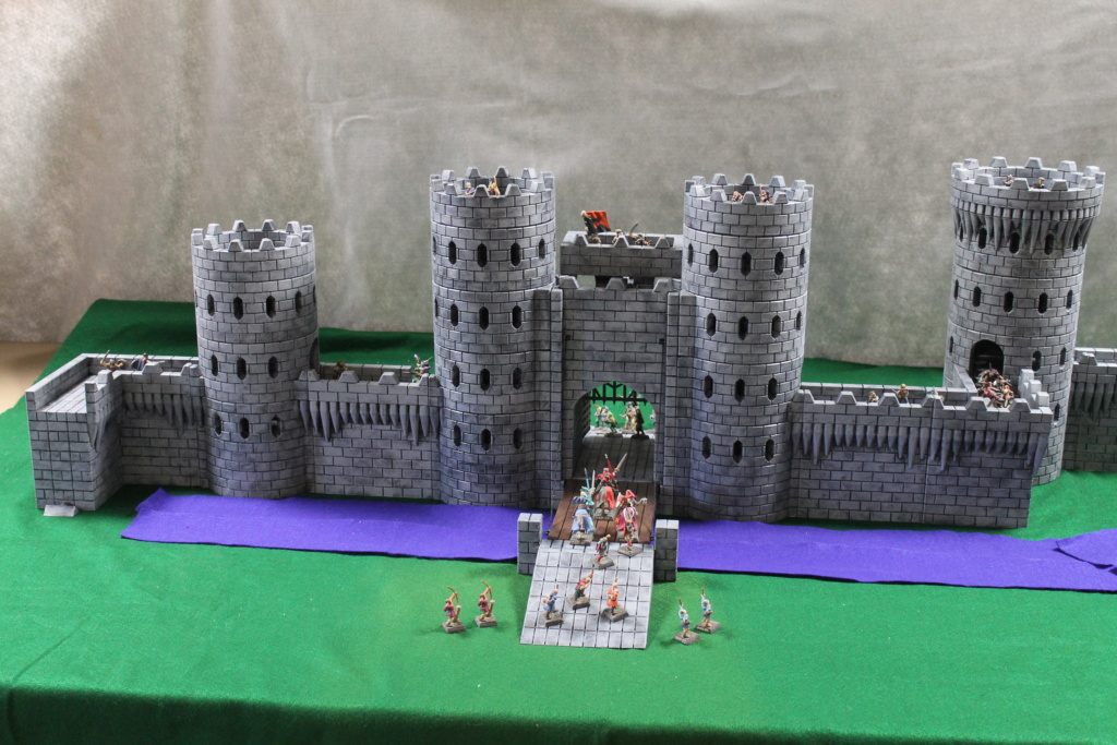 Additional 3D printed city walls pieces Img_2011
