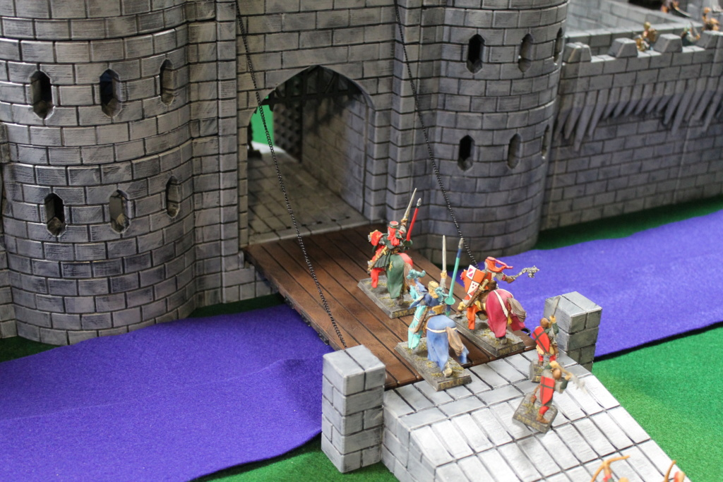 Additional 3D printed city walls pieces Img_2012