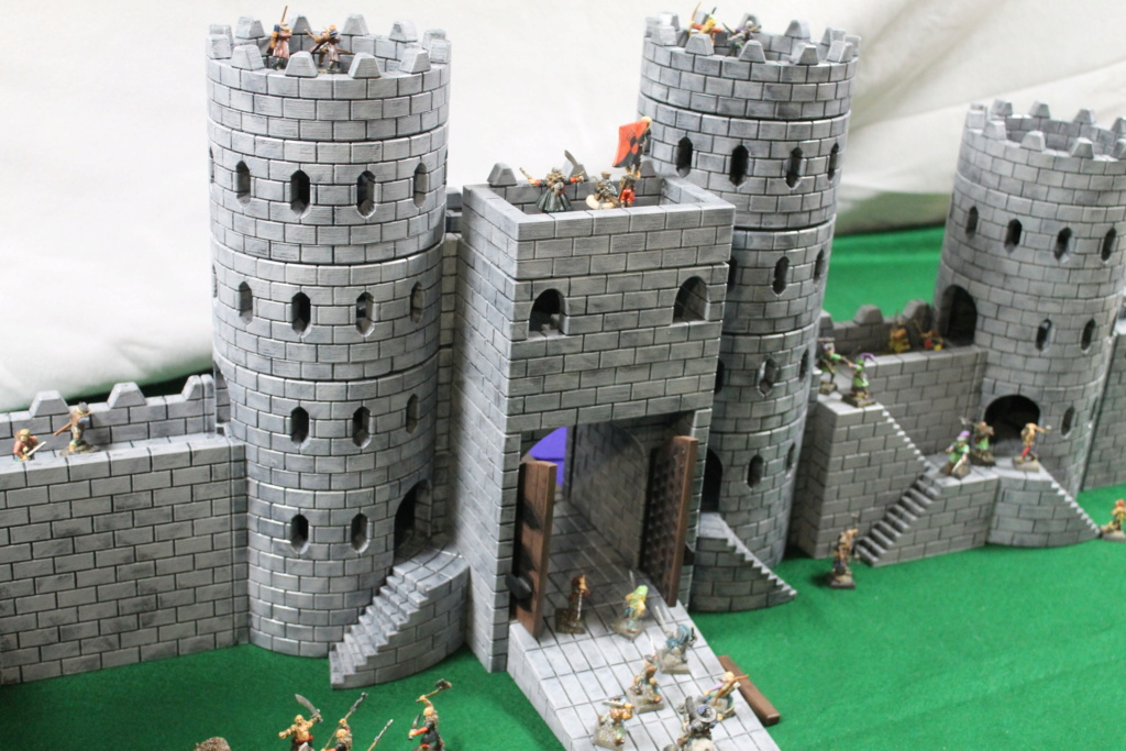 Additional 3D printed city walls pieces Img_2013