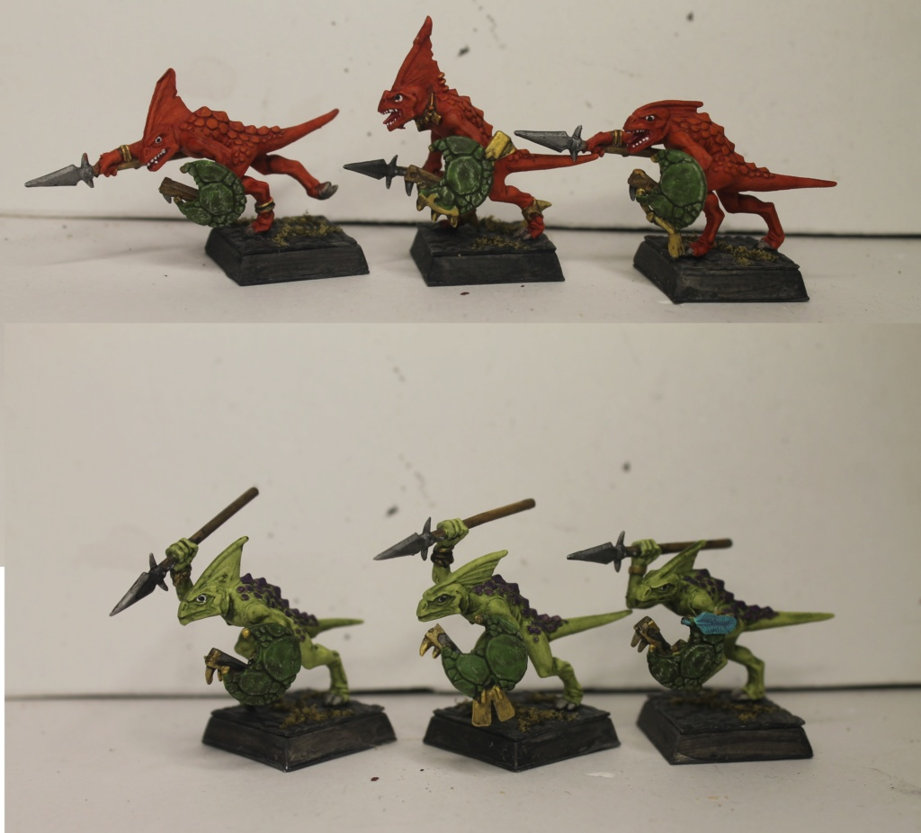 Doc's Lizardmen Warband Lizard13