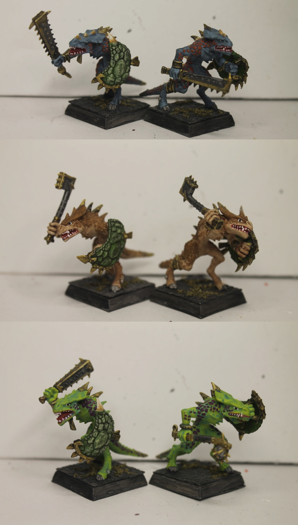 Doc's Lizardmen Warband Lizard15