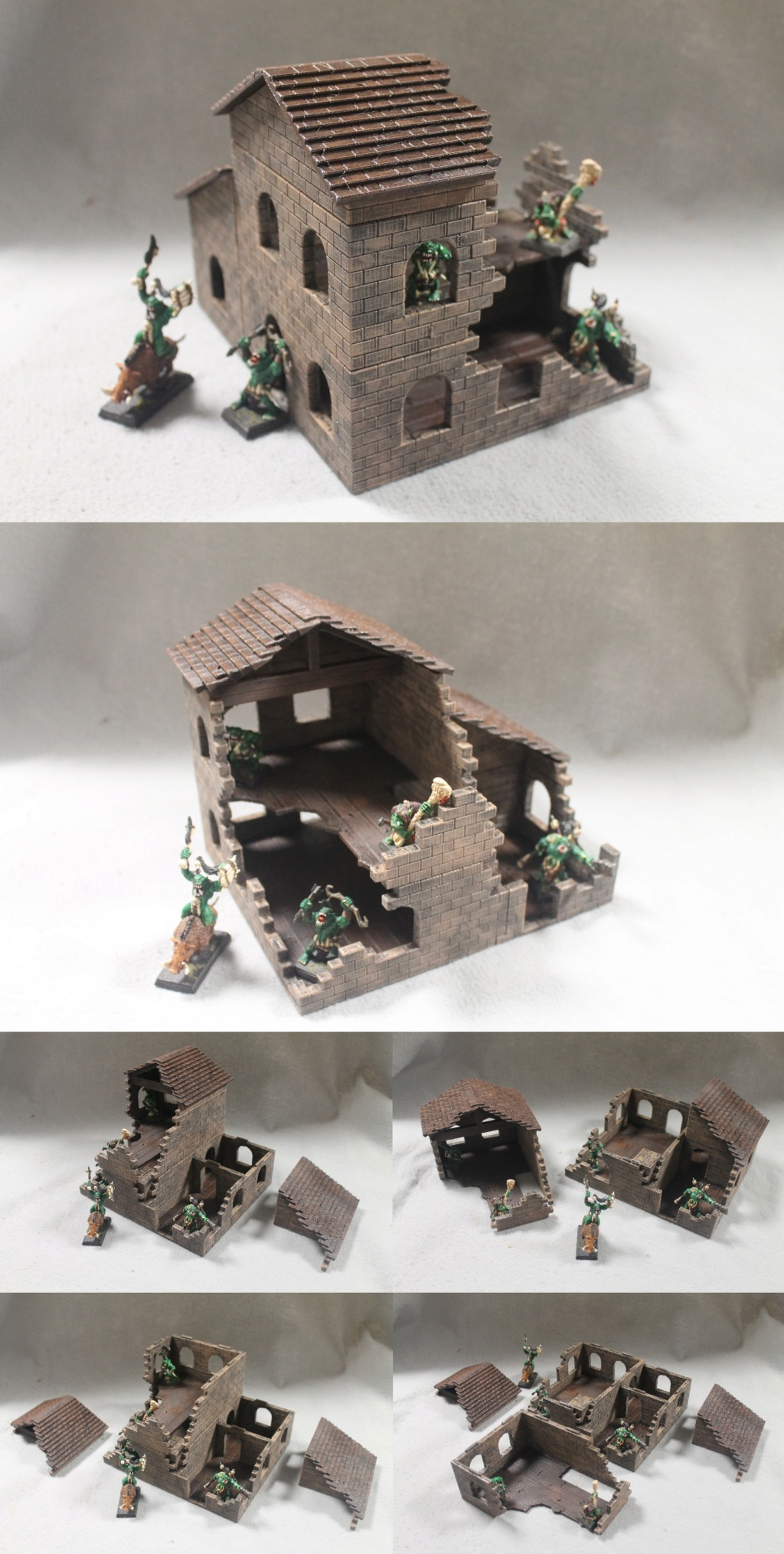 Another 3D printed building Slant_11