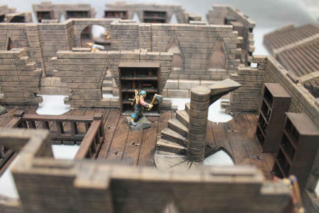 A few more 3d printed buildings The_li14