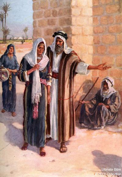 Les femmes dans la bible. - Page 4 Sarai_10