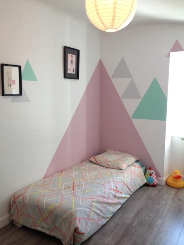Idee peinture chambre enfant de 8ans Exempl12