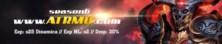 ATR MU Online | S6 | 25x | 30%  Banner10