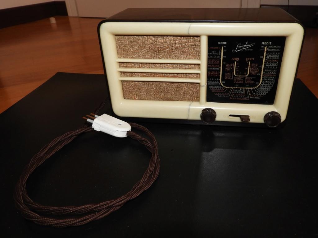 Radio valvolare Savigliano 5R 49 Dscn1510