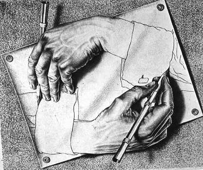 Maurits Cornelis Escher  Escher10