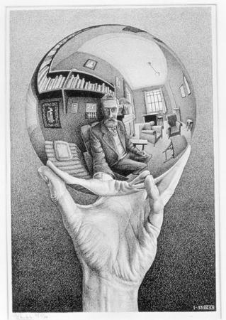 Maurits Cornelis Escher  Esher_10