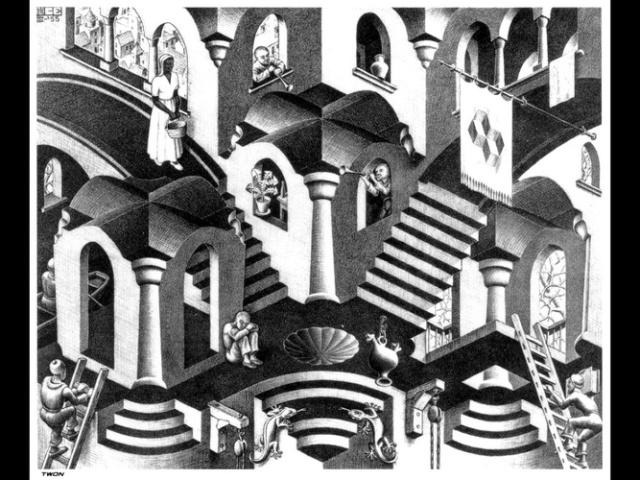 Maurits Cornelis Escher  Maurit10