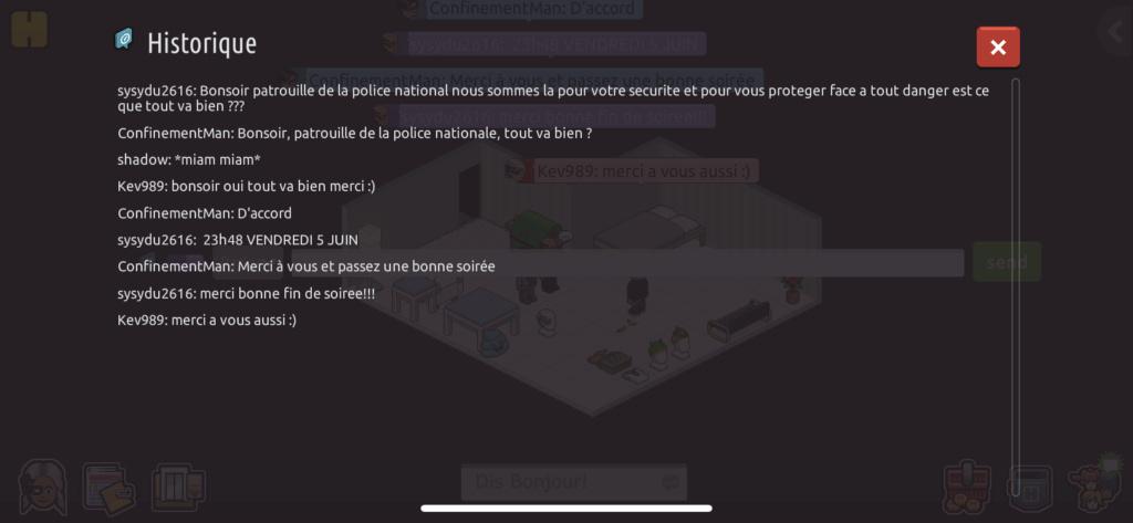 [P.N] Rapports de patrouilles de sysydu2616 89c51310