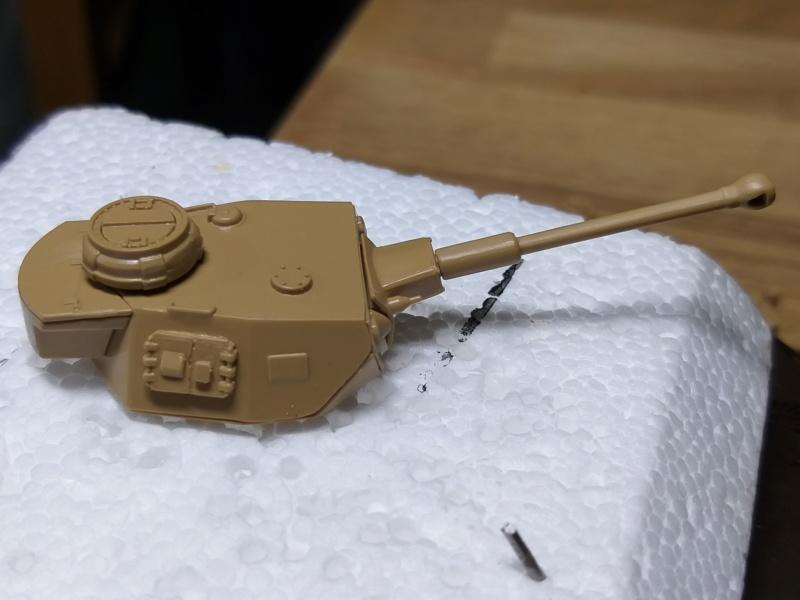 panzer - Panzer IV type F2 Airfix 1/72 20190650