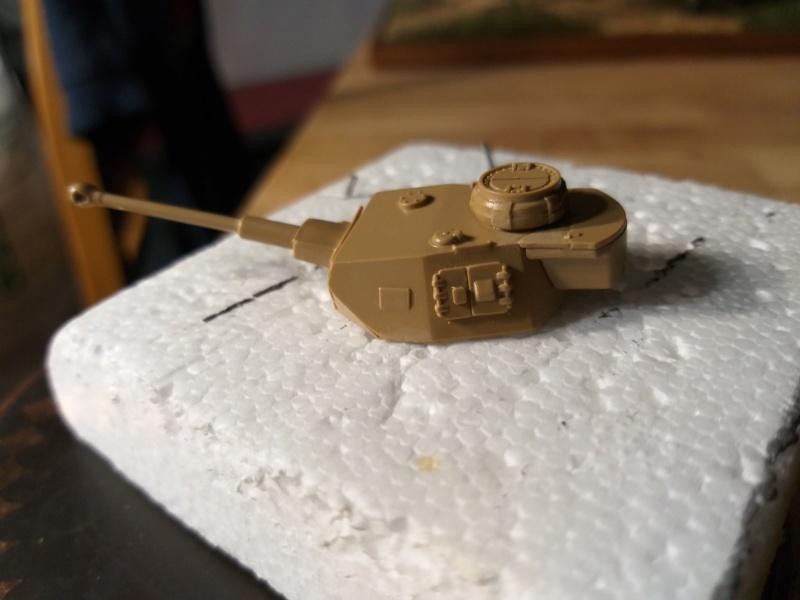 panzer - Panzer IV type F2 Airfix 1/72 20190653