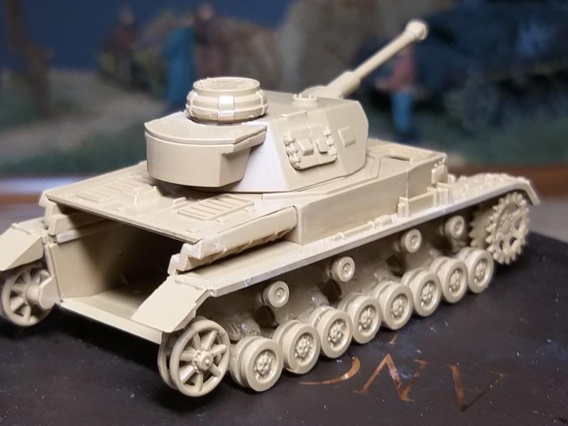 panzer - Panzer IV type F2 Airfix 1/72 20190727