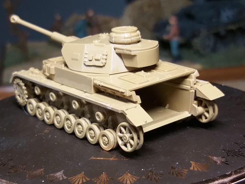 panzer - Panzer IV type F2 Airfix 1/72 20190728