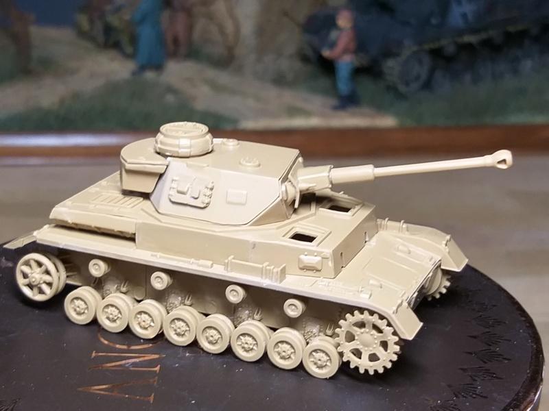 panzer - Panzer IV type F2 Airfix 1/72 20190730
