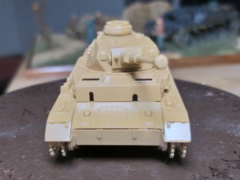 panzer - Panzer IV type F2 Airfix 1/72 20190732