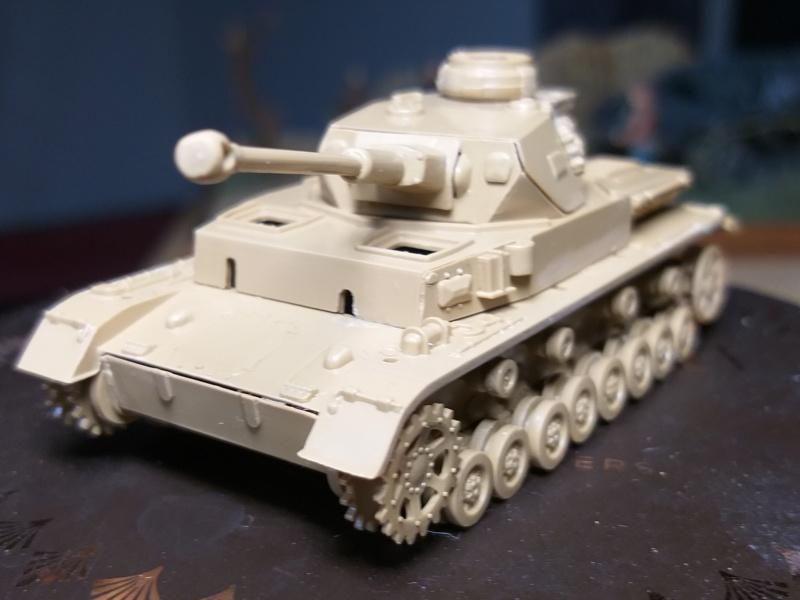 panzer - Panzer IV type F2 Airfix 1/72 20190733