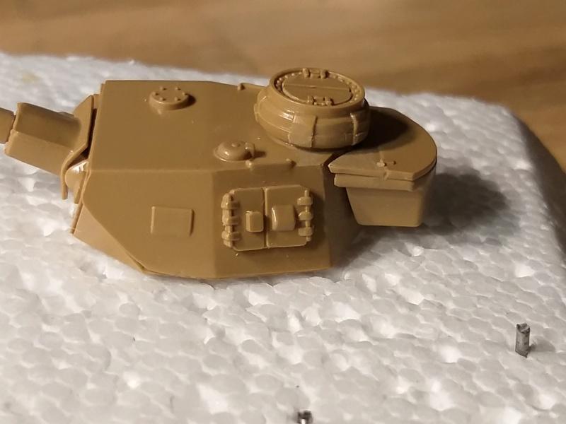 panzer - Panzer IV type F2 Airfix 1/72 20190736