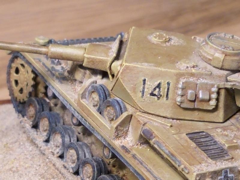 panzer - Panzer IV type F2 Airfix 1/72 20191212